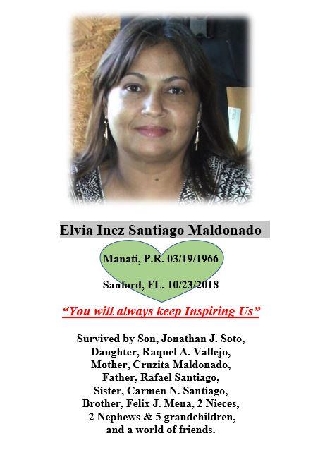 Elvia Inez Santiago Maldonado2 - Pic